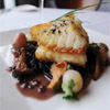 Roasted Chilean Sea Bass with Beurre Rouge
