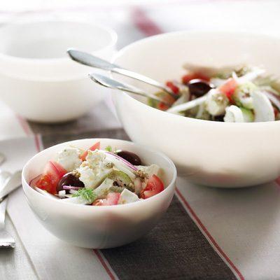 Fennel Salad à la Grecque