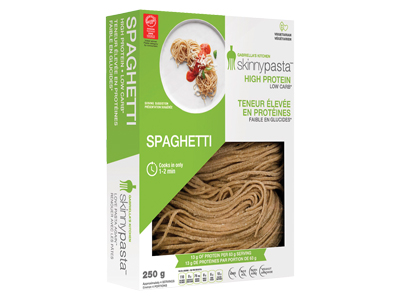 Superfood, locally produced pasta