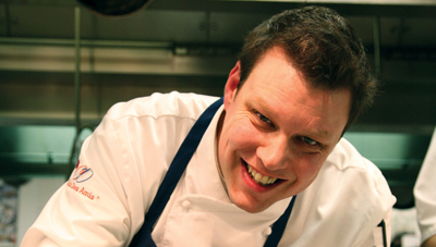 Chef's Table: Dining with Peller Estate's Jason Parsons
