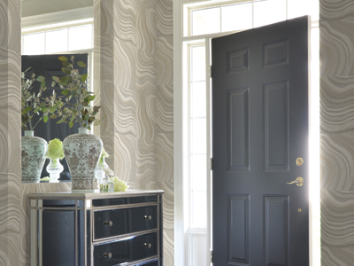 New Meredith Heron designed wallcoverings