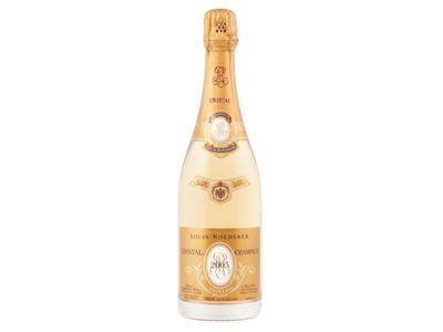 WINE: Luxury Bubbles