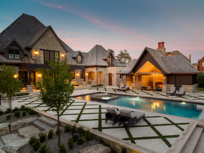 HOME: Poolside perfection