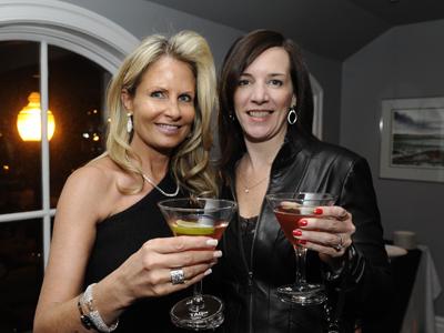 Denise Clark and Jennifer Jackson