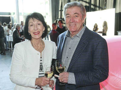 Karen and Bob Pye