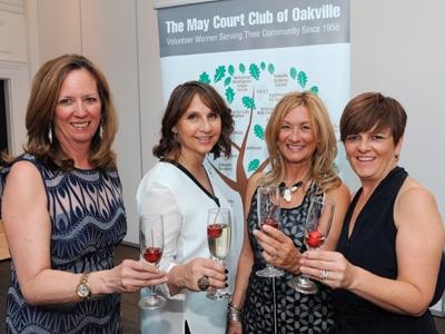 Charlotte Riddell, Fulvia Walton, Hilary Maile and Sandra McAughey