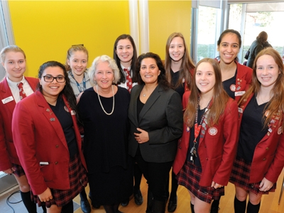 St. Mildred's-Lightbourn School presents its 125th Anniversary Speaker
