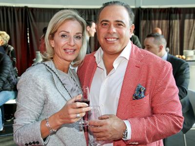 Franca and Grabriel DeSantis