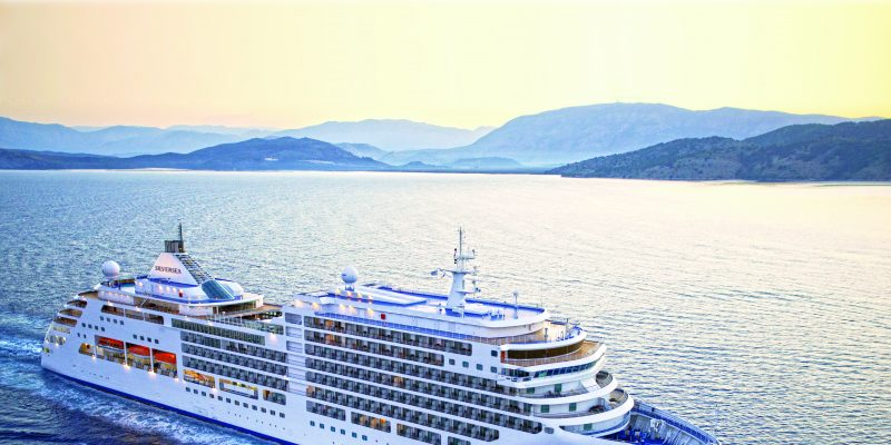 Voyage: Sailing southern coast of Europe with Silversea