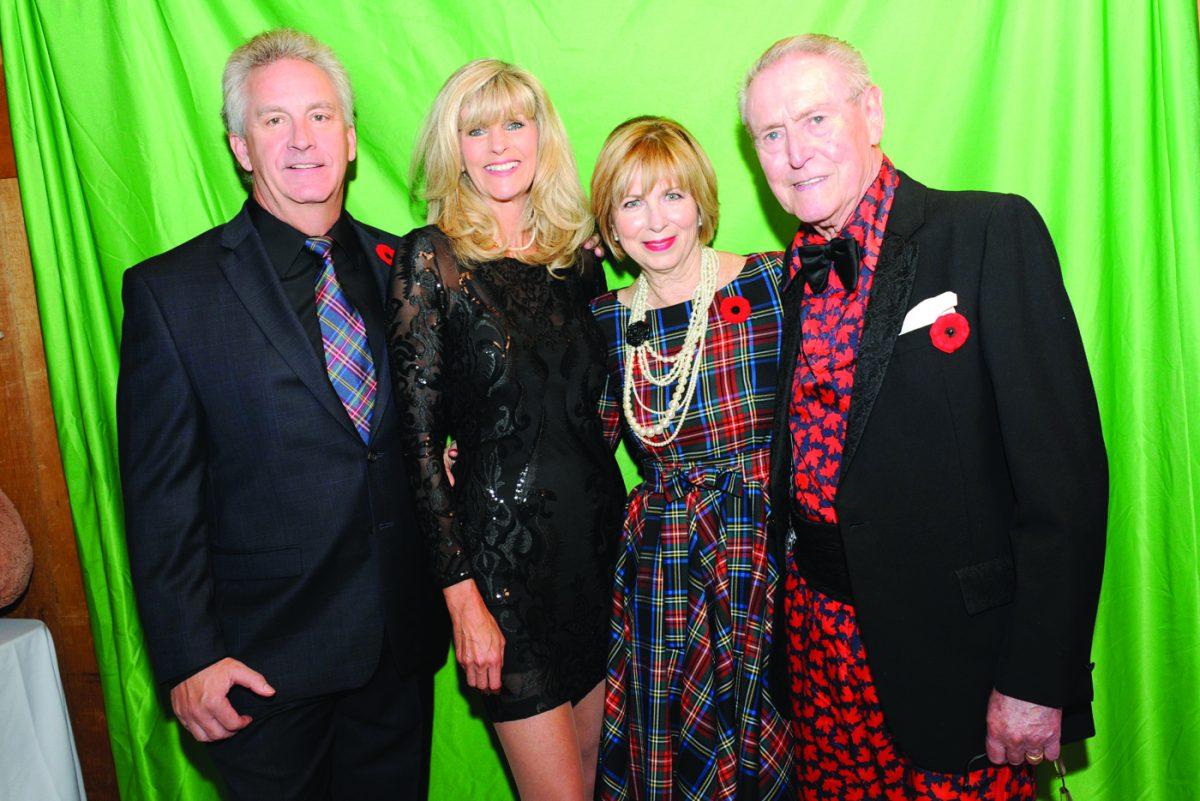 Greg Millay and Margaret Millay, Maureen Lush and Bob Lush