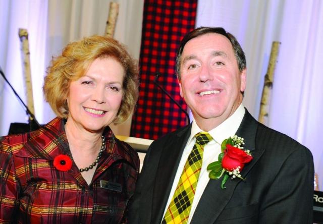 Elaine Blaylock and Kriss Bush
