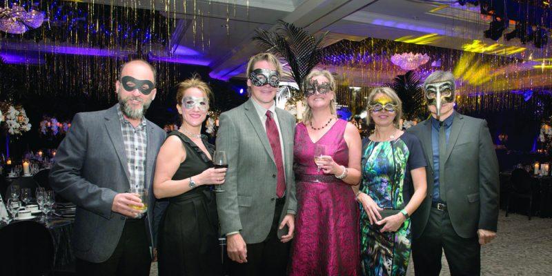 Oakville-Trafalgar Memorial Hospital's Masquerade Candlelight Ball