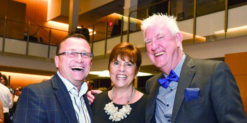 Burlington Foundation's Share to Care event