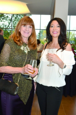 Cheryl Goldring and Kenna Danyliw