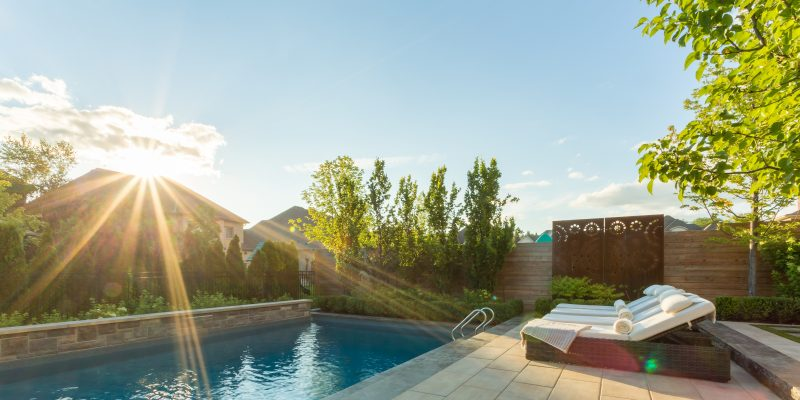 Backyard Oasis — inspirations for your outdoor living