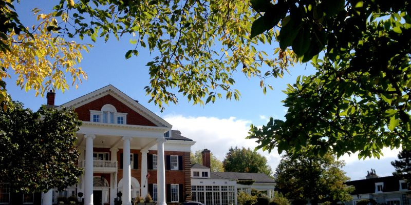Weekender: The Timeless Luxuries of Langdon Hall