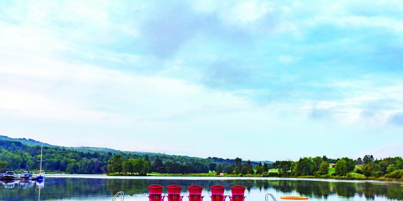 Weekender: Muskoka Girls' Getaway at Deerhurst