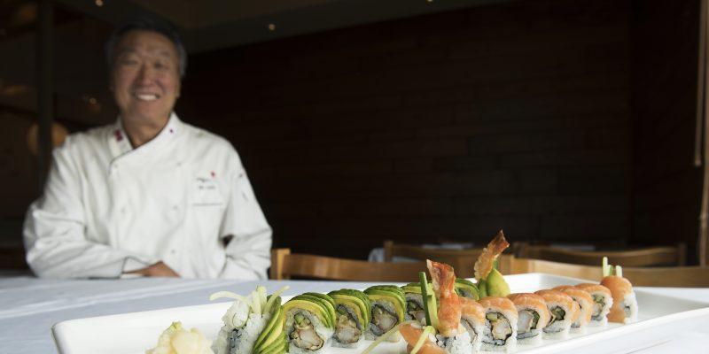 Sushi Connoisseur Mo Aoki