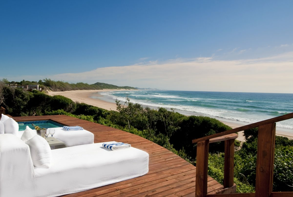 Mozambique's White Pearl Resort