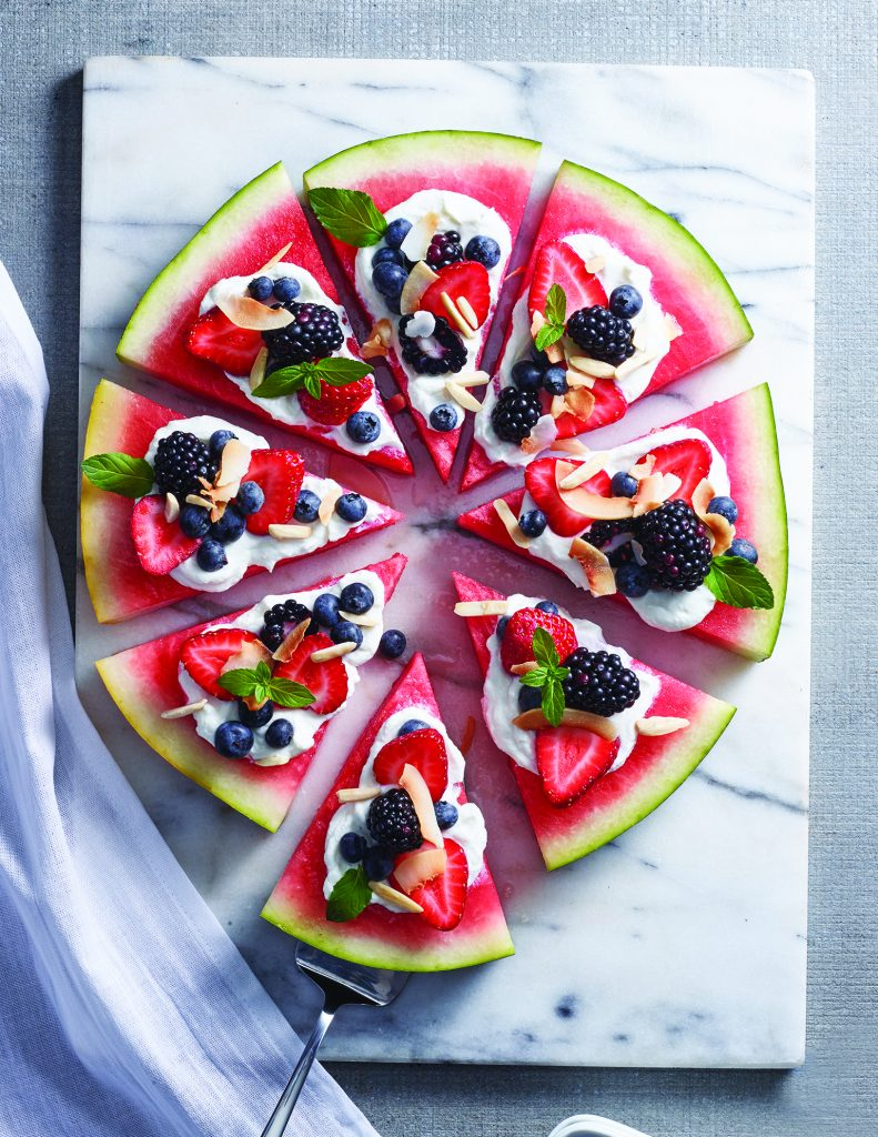 Watermelon: The perfect, juicy treat to cool down with this summer