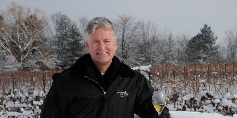 A Conversation with Inniskillin's Bruce Nicholson – Icewine's Coolest Winemaker