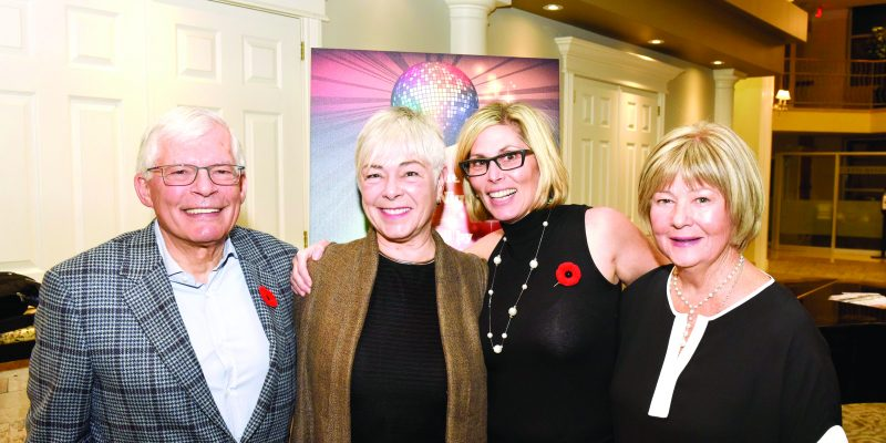 May Court Club of Oakville's Boogie Nights dinner and dance at Burlington  Convention Centre