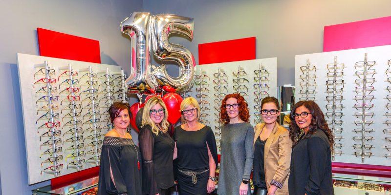Specs on Pearl 15th anniversary celebration, Burlington