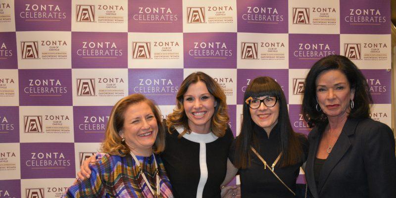 Zonta Club of Oakville celebrates International Women's Day