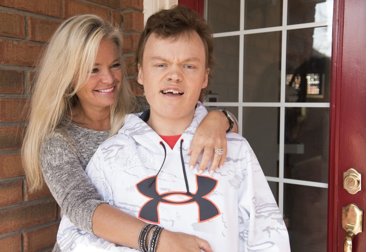 Community Living Oakville: How one mother found hope for her special needs son