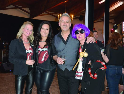 Children's Aid Foundation of Halton Stardust Rocks LeDome