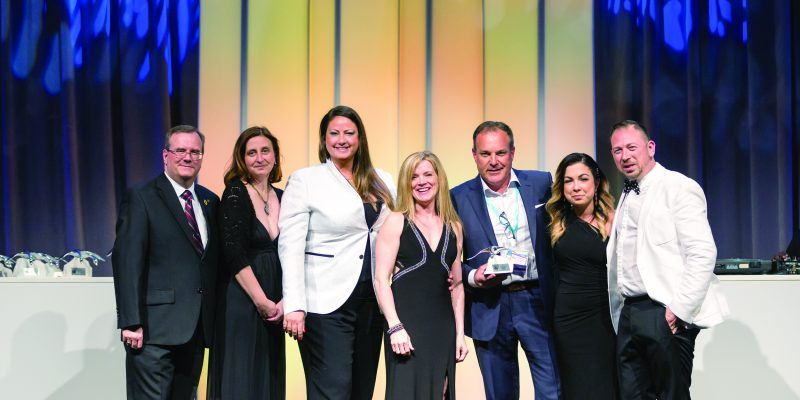 Lucchetta Homes wins three awards at 2019 CHBA National Awards for Housing Excellence