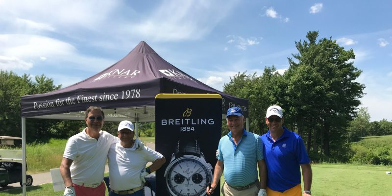 Smilezone Foundation 7th annual Celebrity Golf Tournament at Rattlesnake Point Golf Club