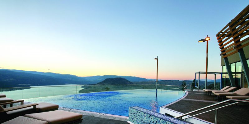 Sparkling Hill Resort: Romance and Swarovski in British Columbia