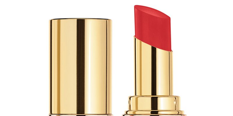Volupté Shine Oil-in-Stick Lipstick in Coral Aviator by Yves Saint Laurent