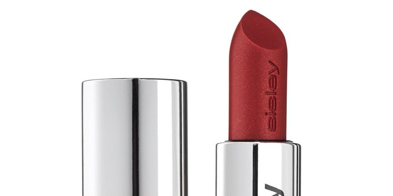 Physo-Lip Shine Ultra-Brilliant Lipstick in Sheer Cherry by Sisley-Paris