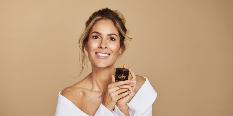 Breakfast Television host Dina Pugliese shares her glow with a new plant-based skincare line