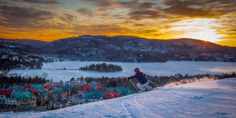 Weekender: Ski Tremblant