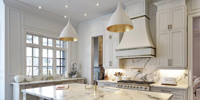Sizzling Design: Top Trends in Kitchen Design