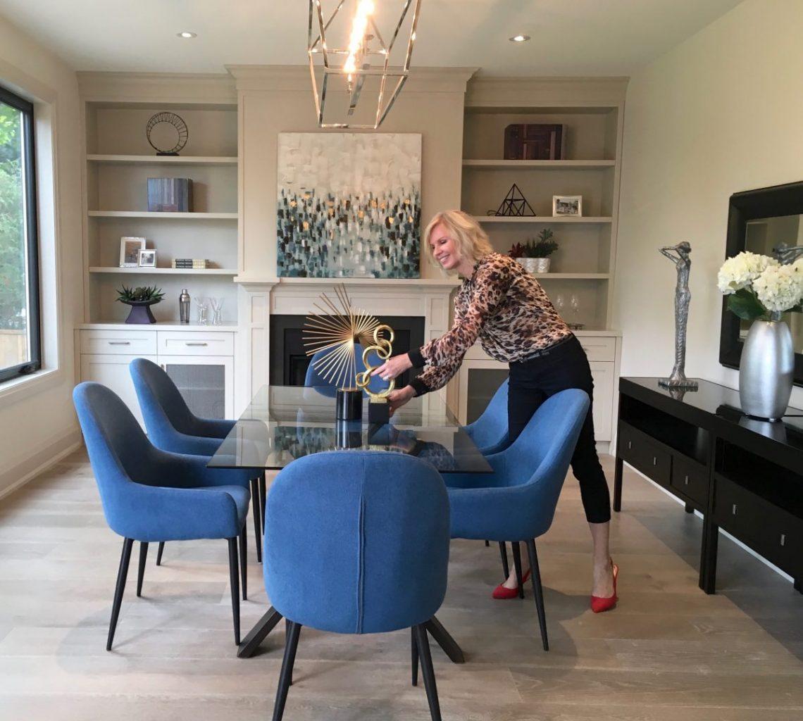 Jackie Glass: Joy to the home