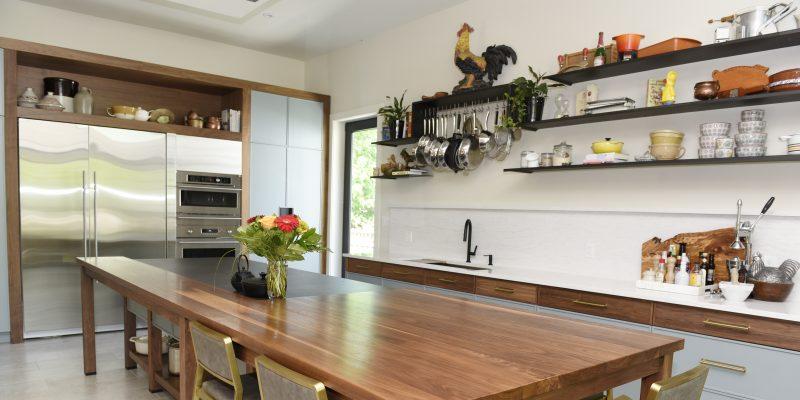 Capra's Kitchen at home