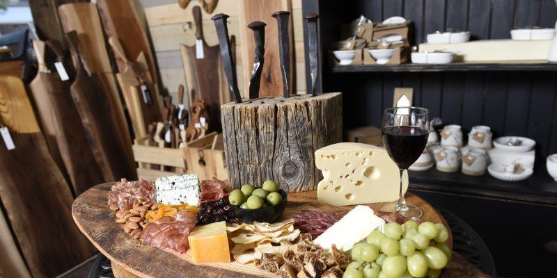 Farmhouse Artisan Cheese shares the art of the charcuterie