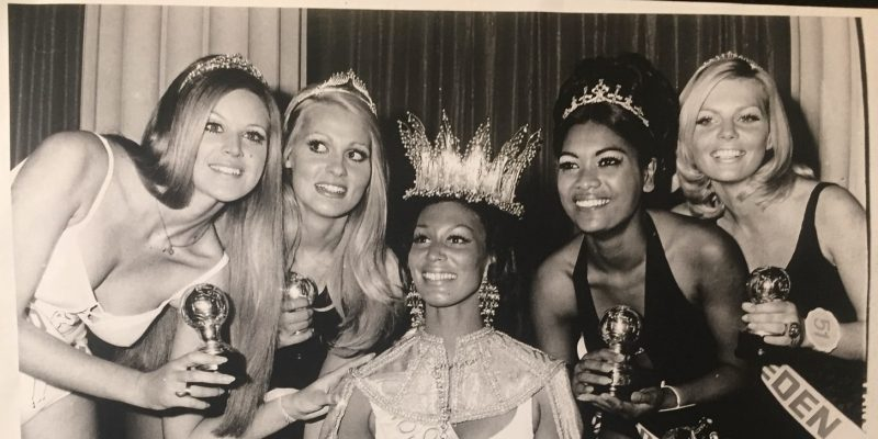 Jennifer Hosten's Miss World win in 1970 inspires a Hollywood movie and a memoir