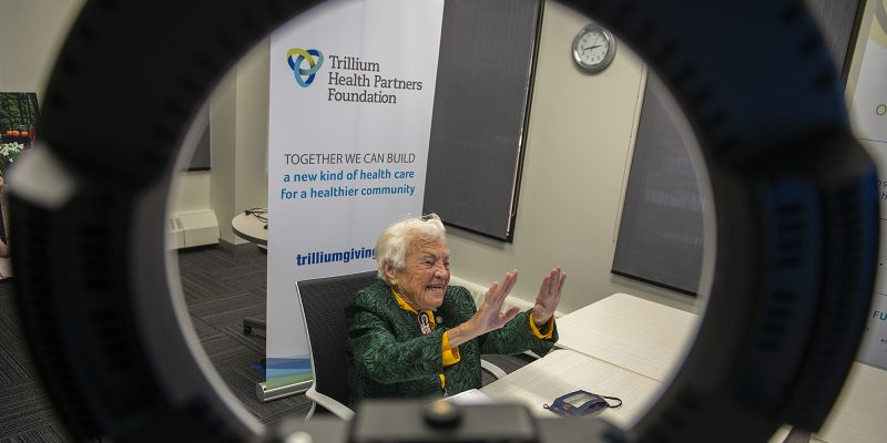 Mississauga's longest serving mayor celebrates her 100th birthday