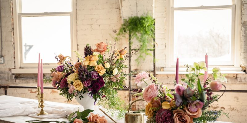 Beaux Florals Blossoms in the time of COVID