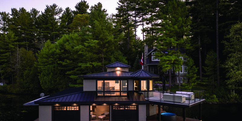 Muskoka summers Perfecting the art of lakeside living