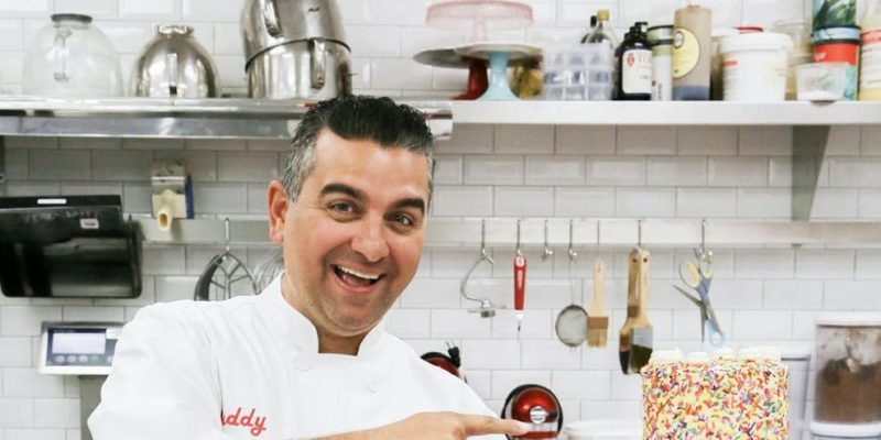 """""""Cake Boss"""" TV Star Buddy Valastro Opens the First Carlo's Bakery in Canada, Located in Port Credit"""